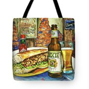 Friday Night Special Tote Bag