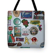 Fridge Magnets Tote Bag