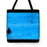 Friend Or Foe Tote Bag