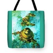 Friendly Persuasion Tote Bag