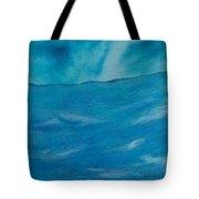 Friendly Sea Tote Bag