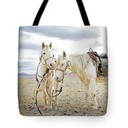 Friends And Companions  Tote Bag
