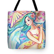 Friends Of The East Sea Tote Bag