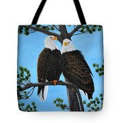Friends Tote Bag by Tracey Goodwin