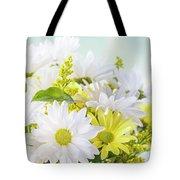 Friendship Bouquet Tote Bag