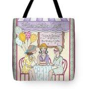 Friendship Cafe Tote Bag