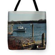 Friendship Morning Tote Bag