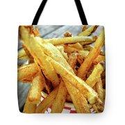 Fries Tote Bag