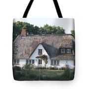 Friesian House Tote Bag