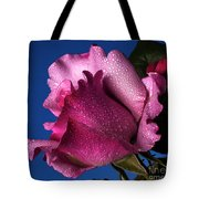 Frilly Tote Bag