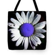 Fringe - Blue Flower Tote Bag