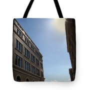 Frisco Square Tote Bag