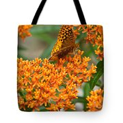 Frittalary Milkweed And Nectar Tote Bag