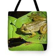 Frog 2 Tote Bag