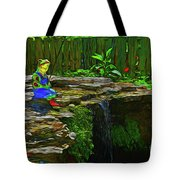 Froggy 11318 Tote Bag