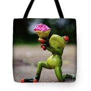 Froggy Sorry Tote Bag