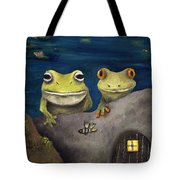 Frogland Detail Tote Bag