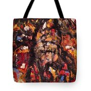 Frolicking Outdoors Tote Bag