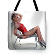 From A Distance ... Tote Bag