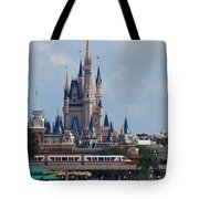 From Afar Tote Bag