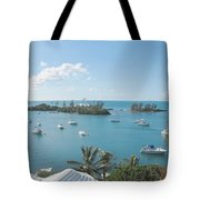 From Annettes Place Tote Bag