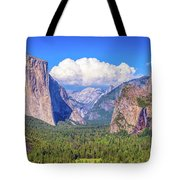 From Artist Point Tote Bag