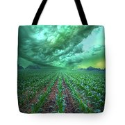 From Beginning To End Tote Bag