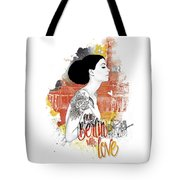 From Berlin With Love Tote Bag