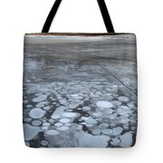 From Bubbles To Mountains Tote Bag