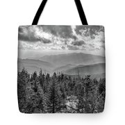 From Clingmans Dome Tote Bag