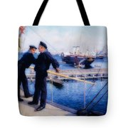 From Copenhagen's Rescue I I I Tote Bag