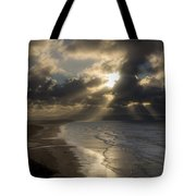 From Downhill To Donegal Tote Bag