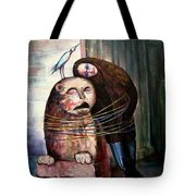 From Flesh To Stone Tote Bag