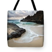 From Here To Eternity Tote Bag by Charmian Vistaunet