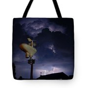 From Hot To Electrifying Tote Bag