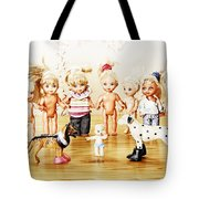 From Life Of Toys Tote Bag