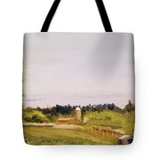 From Linden Row Tote Bag