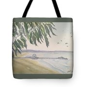 From Park To Pier Tote Bag
