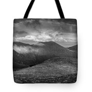 From Slieve Bearnagh Panorama To The South Tote Bag