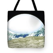 From Space Tote Bag