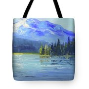 From Sparks Lake Tote Bag