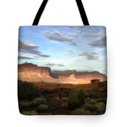 From Sunset Point 1 Tote Bag