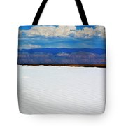From The Basin Tote Bag