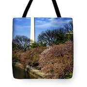 From The Basin To The Monument Tote Bag