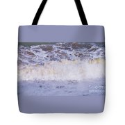 From The Beach In Bray, Ireland Tote Bag