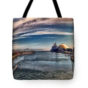 From The Bridge Tote Bag