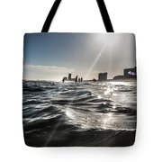 From The Deep  Tote Bag by Kim Loftis