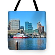 From The Dock Tote Bag