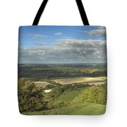 From The Downs To The Weald Tote Bag