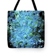 From The Glory Of Trees Abstract Tote Bag